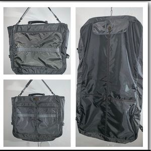 Everest Original Sport Gray Nylon Garment Suit Bag